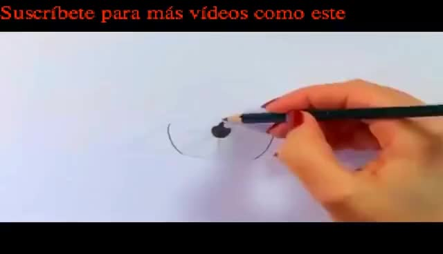 Watch and share Como Dibujar Un Ojo Realista GIFs on Gfycat