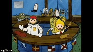 Spongebros, spongebros,  GIFs