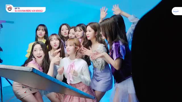 Watch and share Cosmic Girls GIFs and Wjsn GIFs by Salt on Gfycat