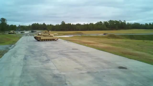 Watch and share M1A2 SEP V2 W/ CROWS 2 GIFs by tehroot on Gfycat