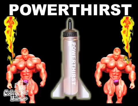 Watch and share Powerthirst GIFs on Gfycat