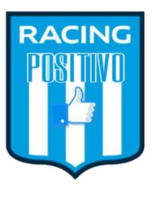 Watch and share Racing Positivo GIFs by Periodismo Móvil on Gfycat