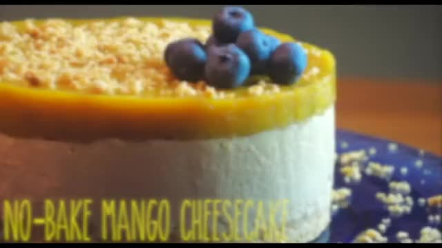 Watch and share Mango Cheesecake GIFs and Recipe GIFs by alfongiphy on Gfycat