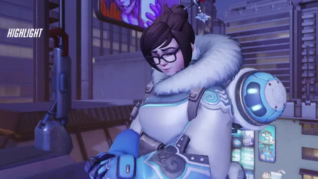 Watch Mei GIF by Pazyn/AdviceGuru (@pazyn1731) on Gfycat. Discover more highlight, mei, overwatch GIFs on Gfycat