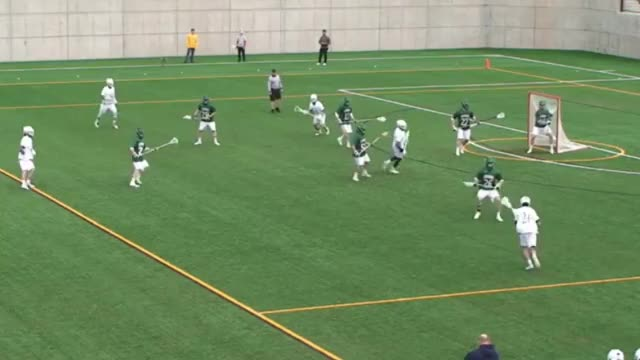 Watch and share James Leary GIFs and Catamounts GIFs by Lacrosse Film Room on Gfycat