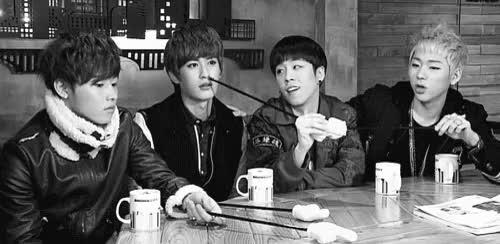 Watch and share Block B Jaehyo GIFs and Block B Bbomb GIFs on Gfycat