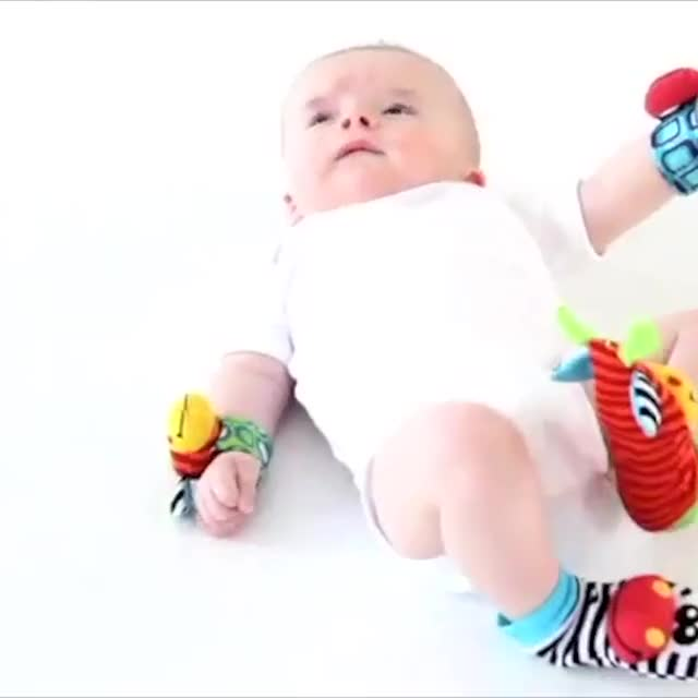 Watch and share BABY WRIST BELLS-NEW-VE-KARLO GIFs on Gfycat