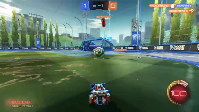 Watch and share Rocket League GIFs by Meraj Ibn-Kabir on Gfycat