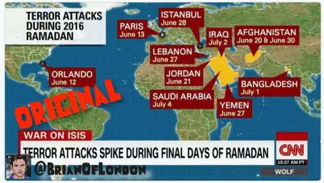 Watch and share CNN Ramadan Terror Missing Israel Bol 640 GIFs on Gfycat