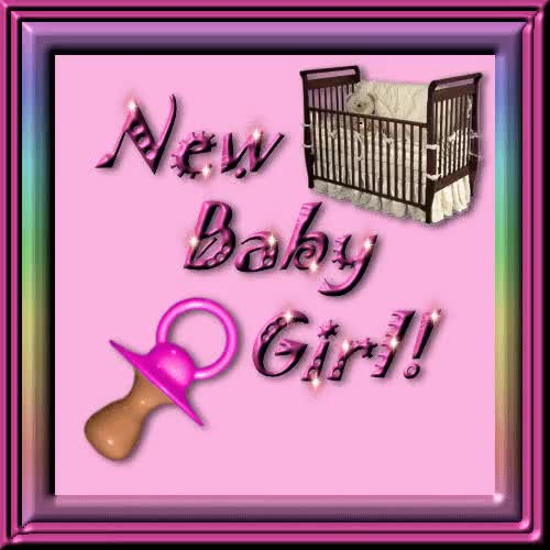 Watch and share Sweety Babies Images It's A Girl ! Wallpaper And Background Photos GIFs on Gfycat