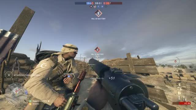 Watch I hate this game. Or myself. GIF by @thecooperj on Gfycat. Discover more battlefield_one GIFs on Gfycat