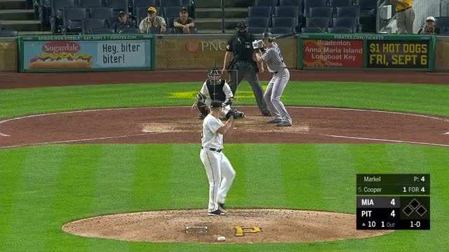 Watch and share Cooper Long Dong 2: 109.0 Mph, 444 Feet GIFs by Matthew Wallach on Gfycat