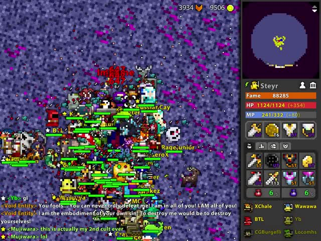 Watch white, void GIF by @steyro on Gfycat. Discover more rotmg GIFs on Gfycat