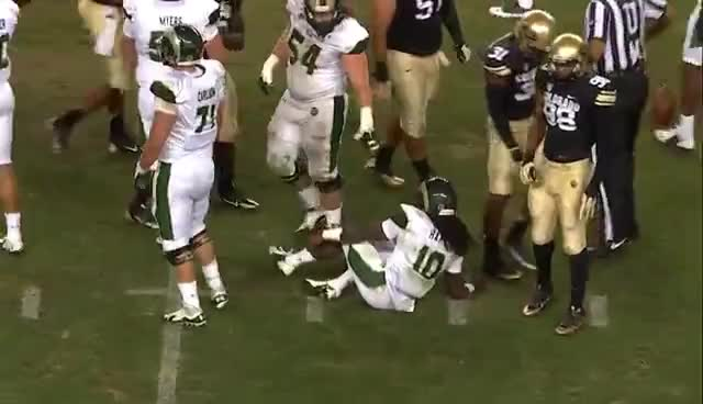 Colorado State vs. Colorado | Highlights GIFs