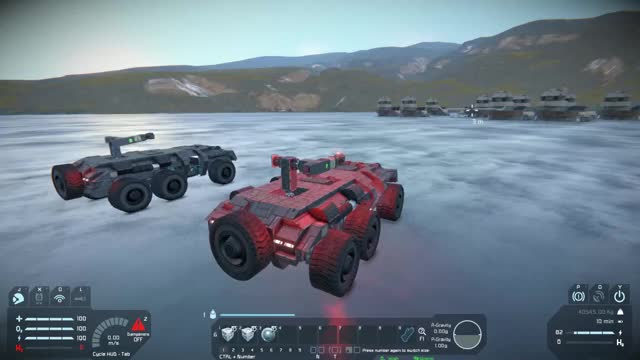 Watch and share Airstrikes (Space Engineers) GIFs by klime02 on Gfycat