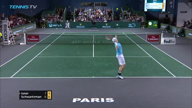 Watch and share Professional Tennis GIFs and Tennis Video GIFs by George Turner on Gfycat