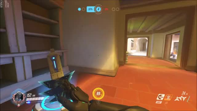 Watch Keeper of the Health Pack GIF on Gfycat. Discover more Overwatch, dragonblade, genji GIFs on Gfycat