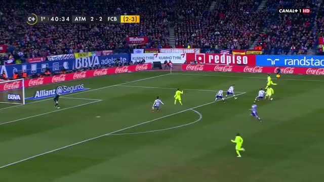 Watch and share Atletico Madrid GIFs and Barça 2015 GIFs by FIFPRO Stats on Gfycat