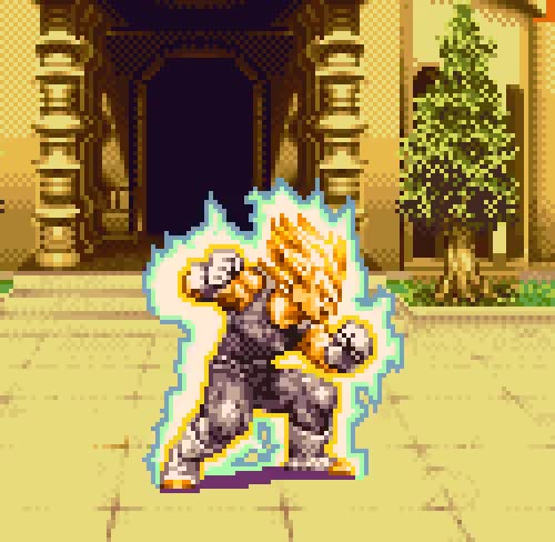 Watch and share Hyper Dimension GIFs and Dragon Ball Z GIFs on Gfycat