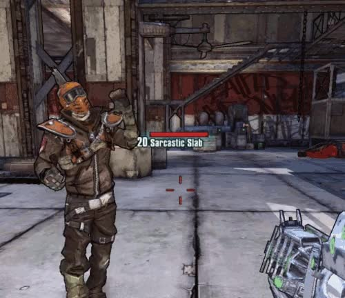 Watch borderlands badass GIF on Gfycat. Discover more related GIFs on Gfycat