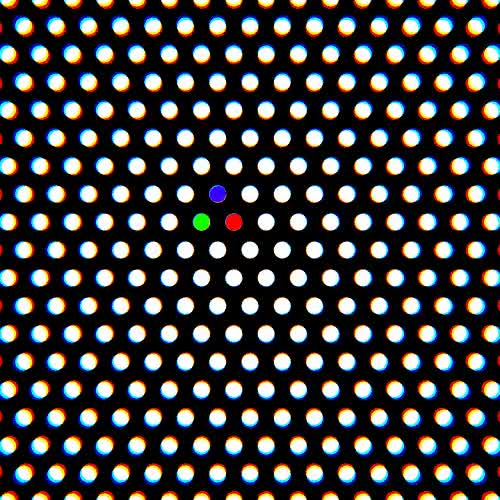 Dots moving in triangular formation : woahdude GIFs