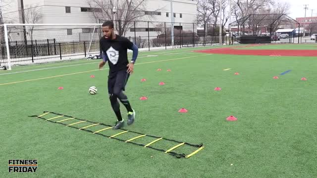 Watch and share Agility Speed Sharpness | Fitness Friday GIFs on Gfycat