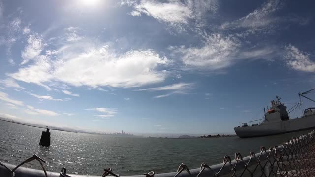Watch and share San Francisco Bay Time-lapse GIFs by hdunsany on Gfycat