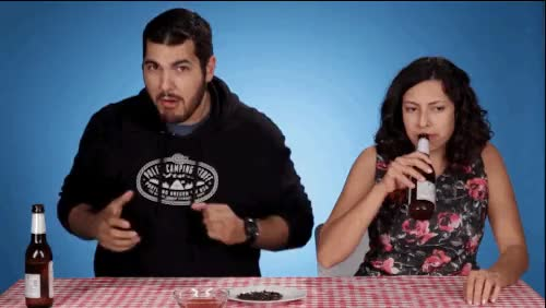 Watch buzzfeedvideo buzzfeedvideo GIF on Gfycat. Discover more buzzfeed, buzzfeed video, crickets, eating bugs, ew, grasshoppers, lol, people try bugs for the first time, scorpions, so gross, taste test GIFs on Gfycat