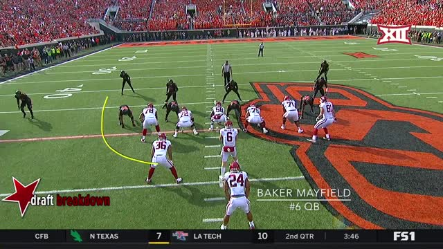 Watch and share Draft Breakdown GIFs and Baker Mayfield GIFs by irferg on Gfycat