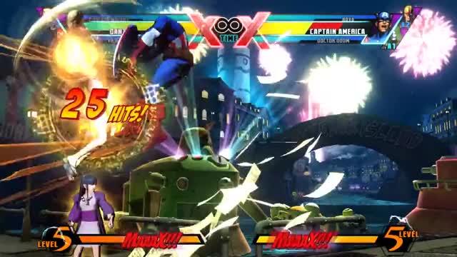 UMvC3 - Ultimate Maya vs Maya 3
