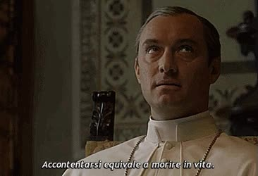 Watch and share The Young Pope GIFs on Gfycat