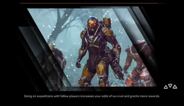 Watch and share Bioware GIFs and Anthem GIFs by Rockprime on Gfycat