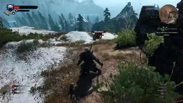 Watch and share Witcher GIFs by obanon on Gfycat