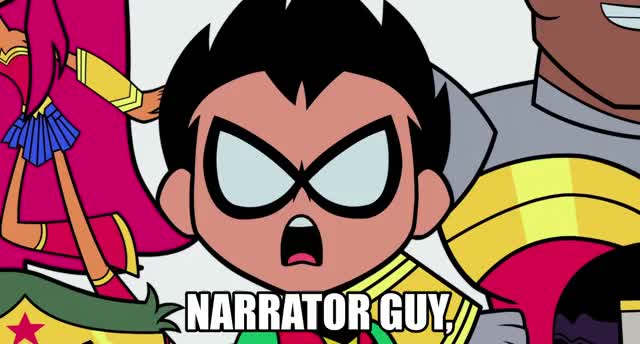 Watch and share Teen Titans Go Movie GIFs by Teen Titans GO Movie on Gfycat
