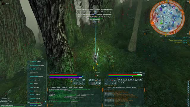 4.20.2018 - AFK Heals on Ze Wraith