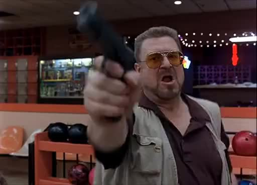 Watch and share Lebowski GIFs and Walter GIFs on Gfycat