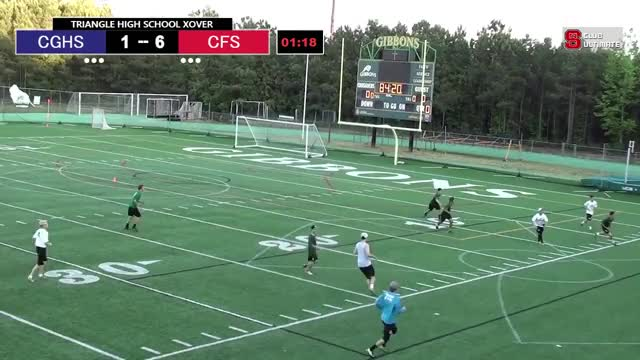 Watch Triangle High School Crossover: Carolina Friends vs. Cardinal Gibbons GIF by @praib5 on Gfycat. Discover more cfs, cghs, ultimate GIFs on Gfycat