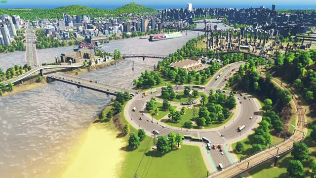 Watch and share Cities Skylines 18.04.2018 21 46 42 GIFs on Gfycat
