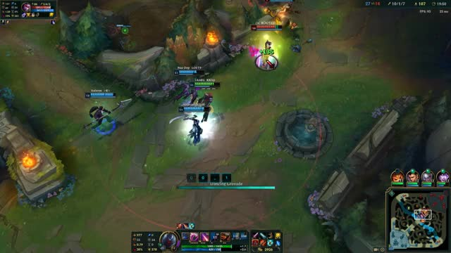 Watch Check out my video! League of Legends | Captured by Overwolf GIF by Overwolf (@overwolf) on Gfycat. Discover more Double-kill, Gaming, Jhin, Kill, League of Legends, Overwolf, Penta-kill, Quadra-kill, Triple-kill, Win GIFs on Gfycat