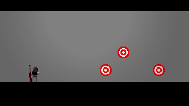 Watch One-Eye Target Practice GIF by nolbear (@nolanmanning) on Gfycat. Discover more gamedevscreens, indiegames, pixelart GIFs on Gfycat