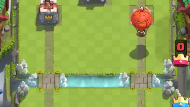 Watch and share Rascals Dismissing Balloon GIFs by Clash Royale Kingdom on Gfycat
