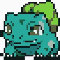 Watch and share Bulbasaur Evo GIFs on Gfycat