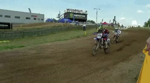 Watch and share Motocross Fail GIFs on Gfycat
