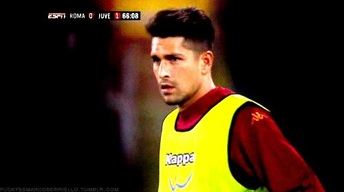 Watch and share Marco Borriello As Roma Gif GIFs on Gfycat