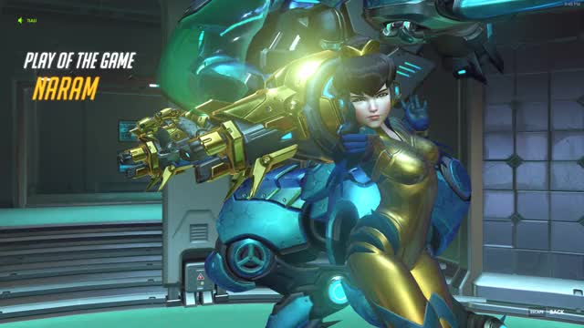 Watch and share Overwatch GIFs and Funny GIFs by Naram on Gfycat
