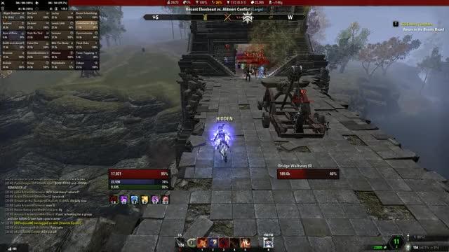 Elder Scrolls Online 2019 - The UNKILLABLE PVP TANK BUILD