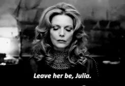Watch and share Michelle Pfeiffer GIFs and Black And White GIFs on Gfycat