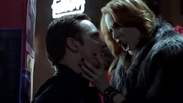 Watch and share True.Blood.3x01- QUEEN And ERIC GIFs on Gfycat