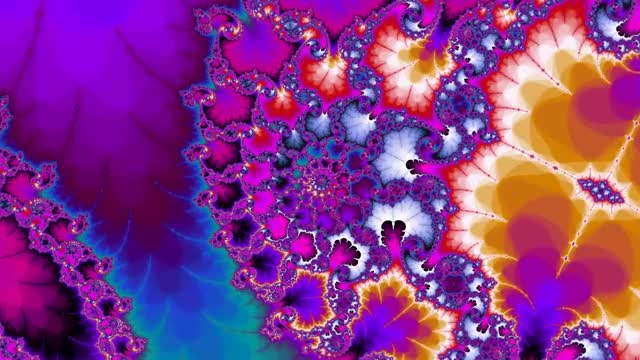Watch Fractal Zoom (Coral crush) Mandelbrot (2160p/4K/Ultra HD 60fps) GIF on Gfycat. Discover more art, artist, deep, fractal, graphics, magnification, mandelbrot, motion, teamfresh, trip, visuals, zoom GIFs on Gfycat