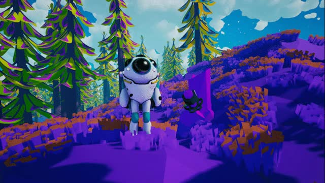 Astroneer, a co-op space sandbox, will arrive on PS4 this fall